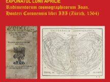 Miercuri, 7 aprilie 2021, ora 11.00: Vernisaj important la Muzeul Național al Unirii Alba Iulia!