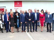 """COMUNICAT:Președintele interimar al PSD Alba, deputatul Radu-Marcel Tuhuț, și-a deschis birou parlamentar în Capitala """"Țării Moților"""""""