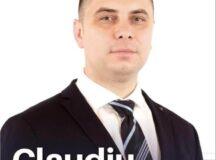 Nemeș Claudiu, viitorul subprefect USR de Alba