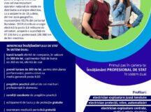 DEER continuă parteneriatul de învățământ dual și în 2021