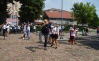 Flashmob la Aiud!