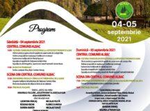 Târgul Naţional de Turism Rural de la Albac – ofertele turismului rural, gastronomie, expoziții și spectacole de folclor